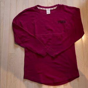 varsity shirt